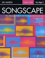 Lin Marsh Songscape Series - Songscape Teacher's Book