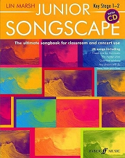 Lin Marsh Songscape Series - Junior Songscape Book and CD