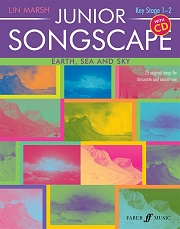 Lin Marsh Songscape Series - Junior Songscape Earth, Sea and Sky (Book and CD)
