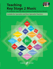 Teaching Key Stage 2 Music - Ann Bryant (Book With 2 CDs)
