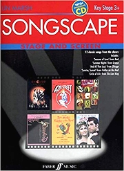 Lin Marsh Songscape Series - Stage and Screen (Book and CD)