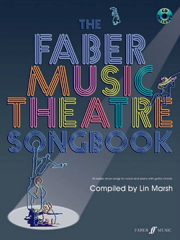 Faber Music Theatre Songbook, The (PVG/CD) - Compiled by Lin Marsh Cover