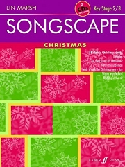 Lin Marsh Songscape Series - Christmas (Book and 2 CDs)