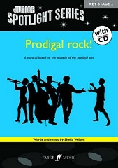 Prodigal Rock: Junior Spotlight Series - By Sheila Wilson