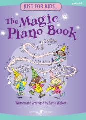 Just For Kids - The Magic Piano Book