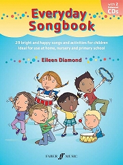 Everyday Songbook (Book and 2 CDs) - Eileen Diamond