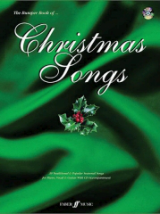The Bumper Book Of Christmas Songs (Book and 2 CDs) - Arranged for Piano, Voice and Guitar