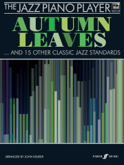 The Jazz Piano Player - Autumn Leaves