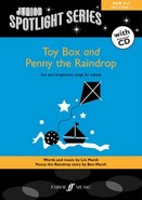 Toy Box and Penny the Raindrop: Junior Spotlight Series - By Lin Marsh