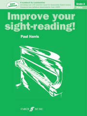 Paul Harris: Improve Your Sight-Reading! - Grade 2 Piano (New Edition)