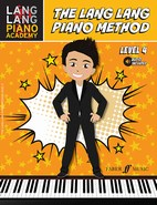 The Lang Lang Piano Method: Level 4 (Book/Online Audio) Cover