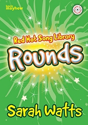 Red Hot Song Library: Rounds - Sarah Watts Cover