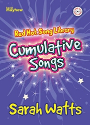 Red Hot Song Library: Cumulative Songs - Sarah Watts Cover