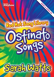 Red Hot Song Library: Ostinato Songs - Sarah Watts Cover