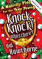 Knock, Knock! Who's There? - By Val Hawthorne Cover