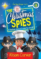 Christmas Spies, The - Alison Carver