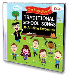 Our Singing School - Traditional School Songs 2 CD Set