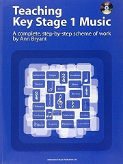 Teaching Key Stage 1 Music - Ann Bryant (Book With 2 CDs) Cover