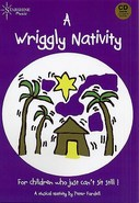 A Wriggly Nativity - Peter Fardell
