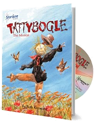 Tattybogle - By Ruth Kenward Cover