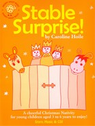 Stable Surprise! - By Caroline Hoile