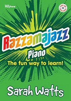 Cover for Razzamajazz Piano