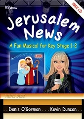 Jerusalem News - Denis O'Gorman and Kevin Duncan