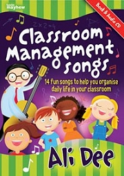 Classroom Management Songs - By Ali Dee