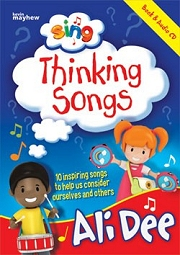 Sing: Thinking Songs (with CD) - By Ali Dee