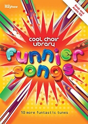 Cool Choir Library - Funnier Songs (with CD)