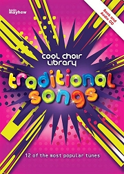 Cool Choir Library - Traditional Songs (with CD)