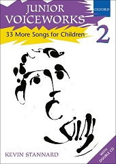 Junior Voiceworks 2 Cover