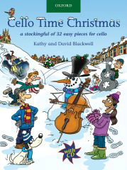 Cello Time Christmas CD