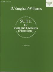 Suite for viola and orchestra (pianoforte)