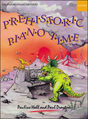 Prehistoric Piano Time