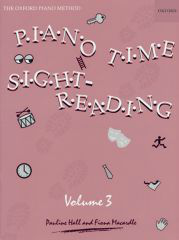 Piano Time Sightreading Book 3