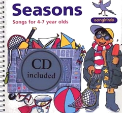 Seasons - Songs for 4-7 year olds (Book/CD)