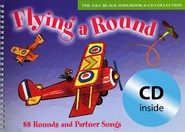 Flying a Round - David Gadsby and Beatrice Harrop Cover
