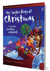 Twelve Days of Christmas, The - By Samantha Bakhurst and Jane Sebba