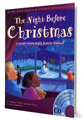 Night Before Christmas, The - By Susannah Pearse and Matthew White Cover