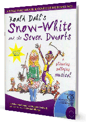 Snow White and the Seven Dwarfs (Roald Dahl) - By Helen MacGregor and Stephen Chadwick Cover