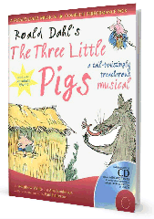 Three Little Pigs (Roald Dahl) - Ana Sanderson and Matthew White Cover