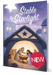 Stable By Starlight - By Niki Davies