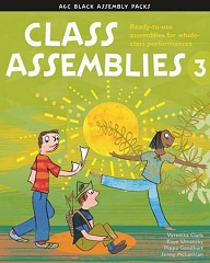 A and C Black Assembly Packs - Class Assemblies 3 Cover