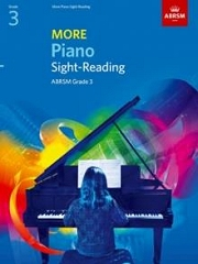 More Piano Sight-Reading, Grade 3