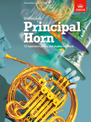 Principal Horn, Score, Part and CD