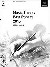 Music Theory Past Papers 2015, ABRSM Grade 4
