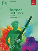 Bassoon Sight-Reading Tests, ABRSM Grades 1-5
