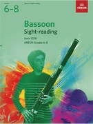 Bassoon Sight-Reading Tests, ABRSM Grades 6-8