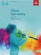 Oboe Sight-Reading Tests, ABRSM Grades 6-8
